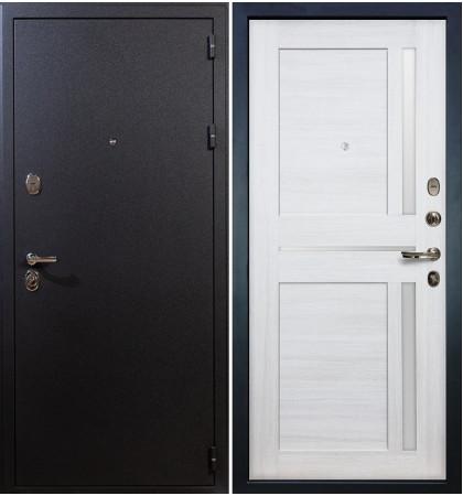 Входная дверь Рим / Баджио Беленый дуб (панель №47)