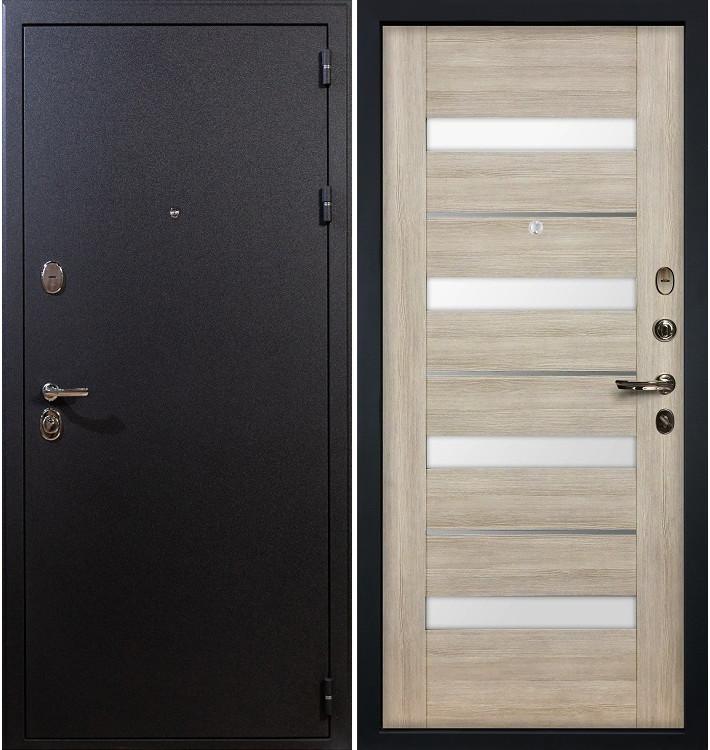 Входная дверь Рим / Сицилио Ясень кремовый (панель №48)