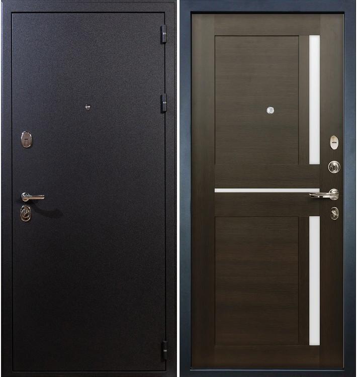 Входная дверь Рим / Баджио Венге (панель №50)