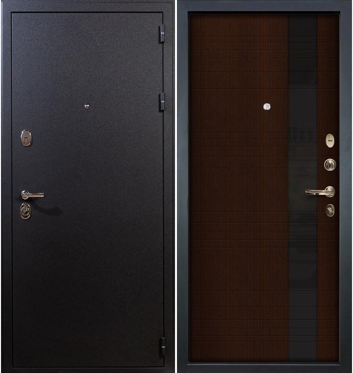 Входная дверь Рим / Новита Венге (панель №53)
