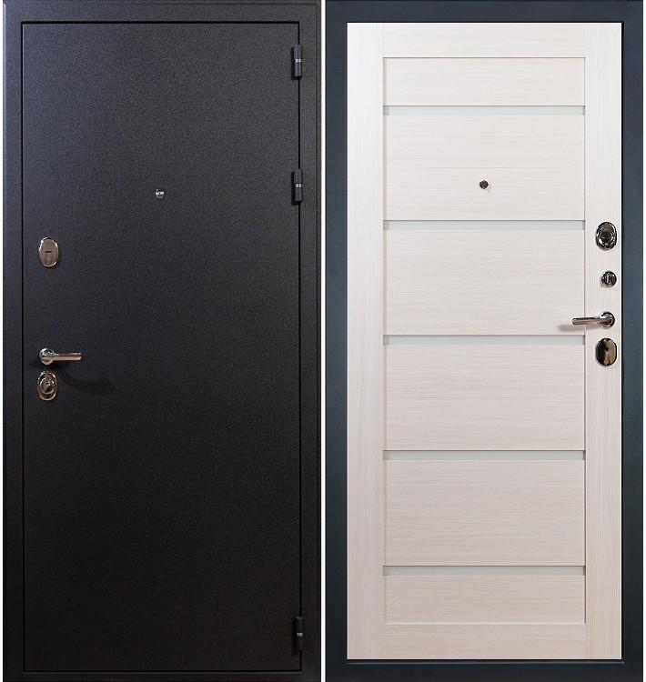 Входная дверь Рим / Клеопатра Беленый дуб (панель №58)
