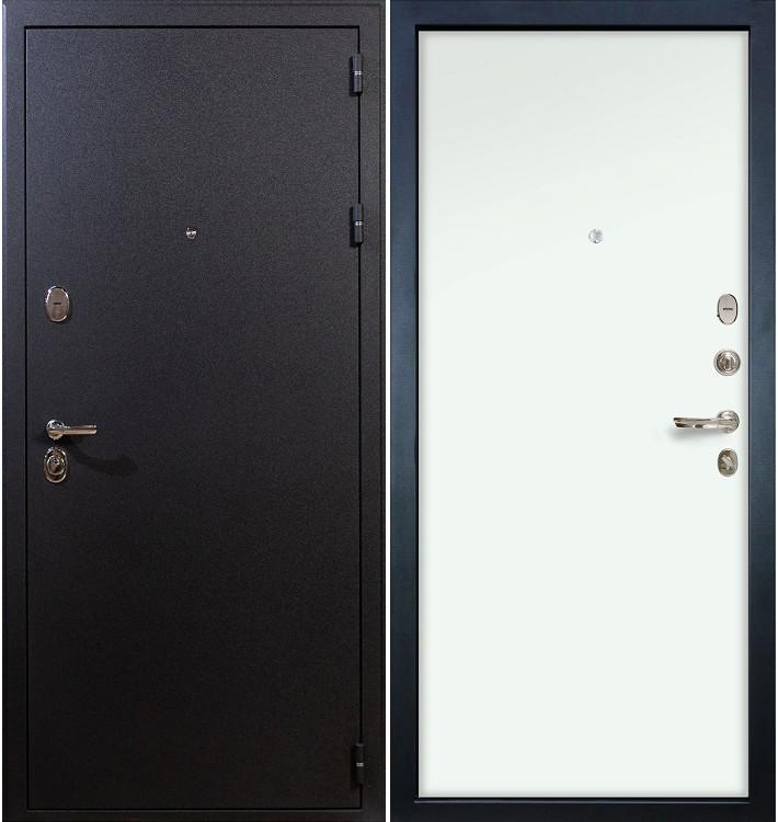 Входная дверь Рим / Белый винорит (панель №59)