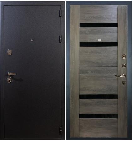 Входная дверь Рим / Неро Графит шале (панель №65)