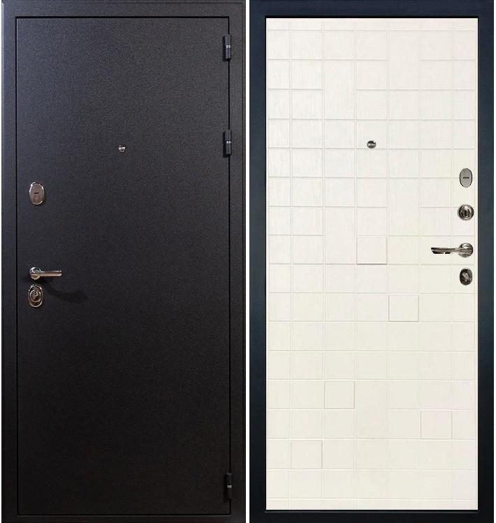 Входная дверь Рим / Белый ясень (панель №56)