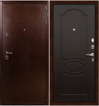 Входная дверь Цезарь 5А / Венге (панель №13)