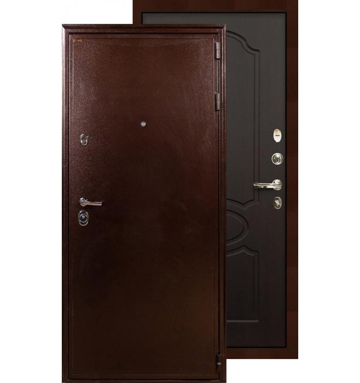 Входная дверь Лекс Цезарь 5А ФЛ-13 (Венге)