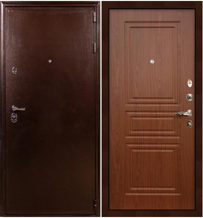 Входная дверь Цезарь 5А / Береза мореная (панель №19)