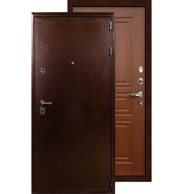 Входная дверь Лекс Цезарь 5А ФЛ-19 (Береза мореная)