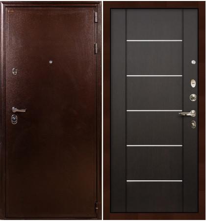 Входная дверь Цезарь 5А / Венге (панель №24)