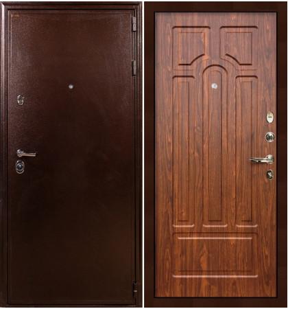 Входная дверь Цезарь 5А / Береза мореная (панель №26)