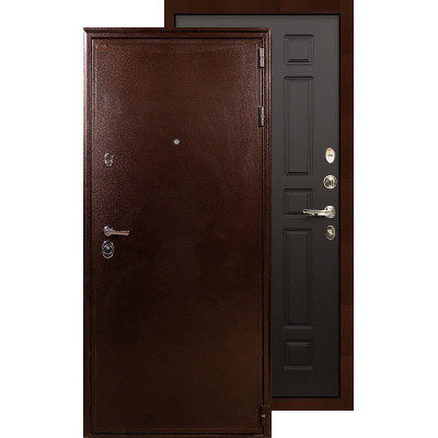 Входная дверь Лекс Цезарь 5А ФЛ-29 (Венге)