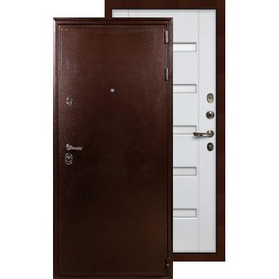 Входная дверь Лекс Цезарь 5А ФЛ-34 (Белый ясень)