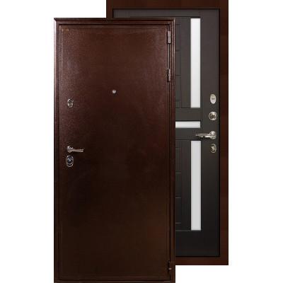 Входная дверь Лекс Цезарь 5А ФЛ-35 (Венге)