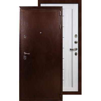 Входная дверь Лекс Цезарь 5А Верджиния (Беленый дуб)