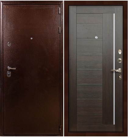 Входная дверь Цезарь 5А / Верджиния Венге (панель №39)