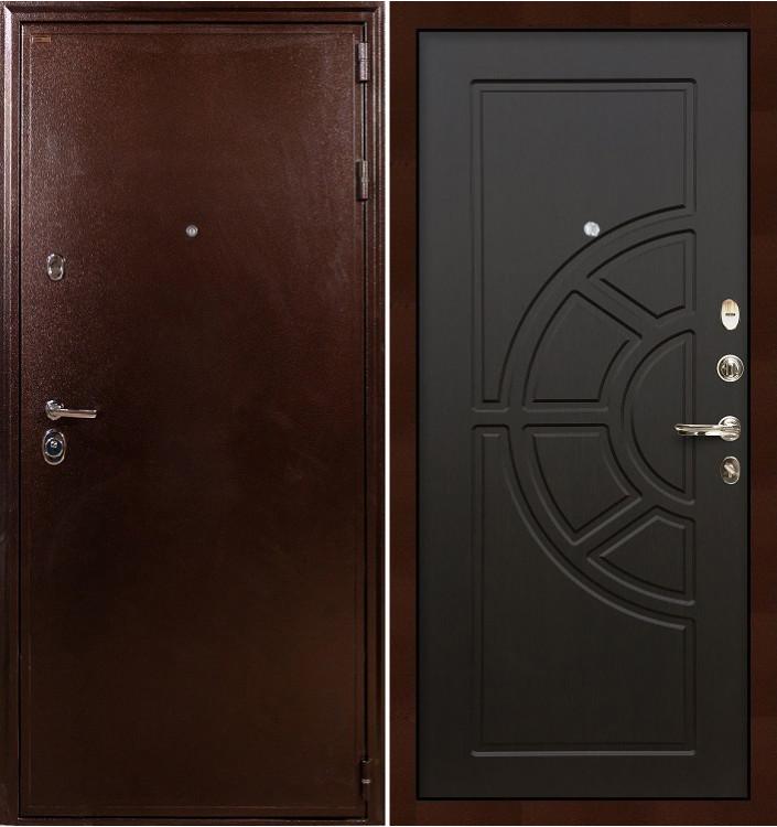 Входная дверь Лекс Цезарь 5А / Венге (панель №43)