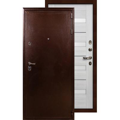 Входная дверь Лекс Цезарь 5А Сицилио (Беленый дуб)