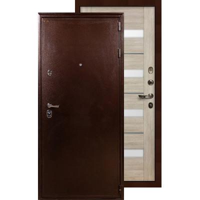 Входная дверь Лекс Цезарь 5А Сицилио (Ясень кремовый)