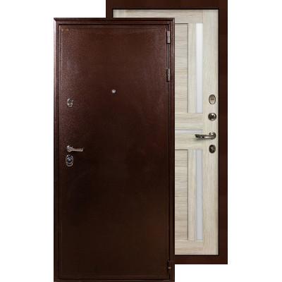 Входная дверь Лекс Цезарь 5А Баджио (Кремовый ясень)