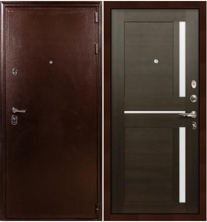 Входная дверь Цезарь 5А / Баджио Венге (панель №50)