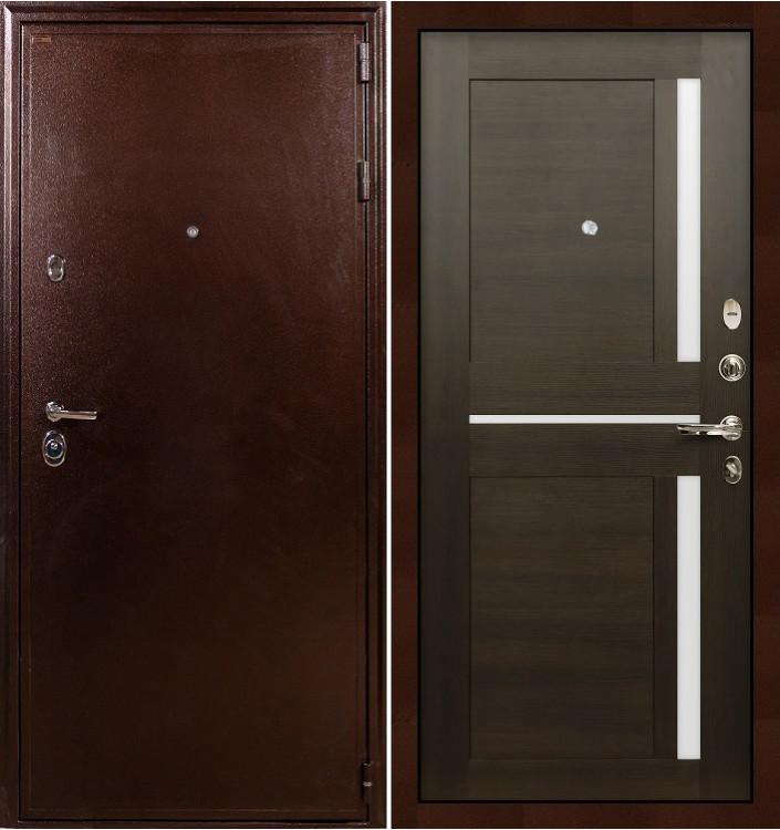 Входная дверь Лекс Цезарь 5А / Баджио Венге (панель №50)