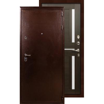 Входная дверь Лекс Цезарь 5А Баджио (Венге)