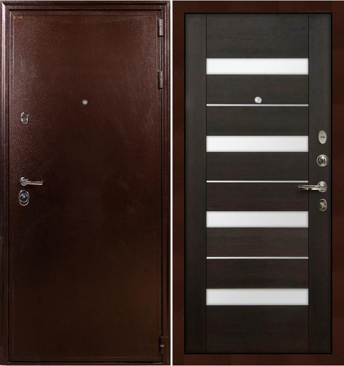 Входная дверь Лекс Цезарь 5А / Сицилио Венге (панель №51)