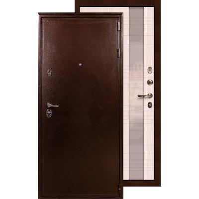 Входная дверь Лекс Цезарь 5А Новита (Беленый дуб)
