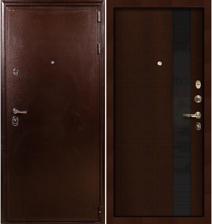 Входная дверь Цезарь 5А / Новита Венге (панель №53)