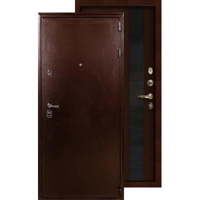 Входная дверь Лекс Цезарь 5А Новита (Венге)
