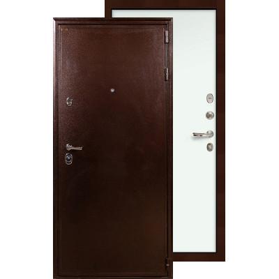Входная дверь Лекс Цезарь 5А ФЛ-59 (Белый ясень)