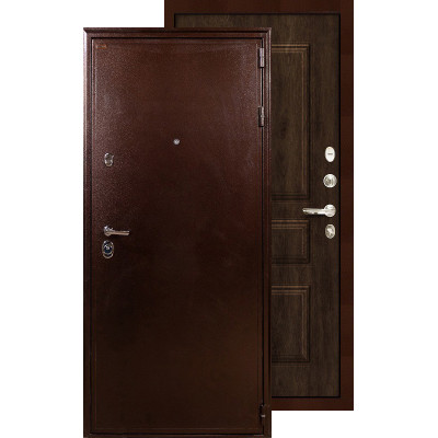 Входная дверь Лекс Цезарь 5А ФЛ-60 (Алмон 28)