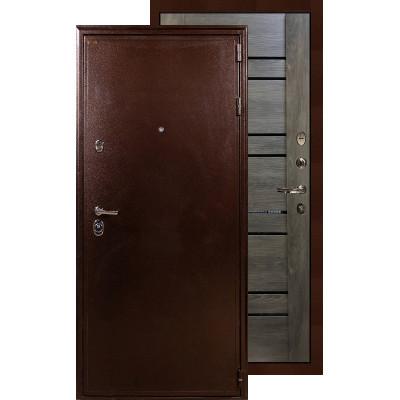 Входная дверь Лекс Цезарь 5А Терра (Графит шале)