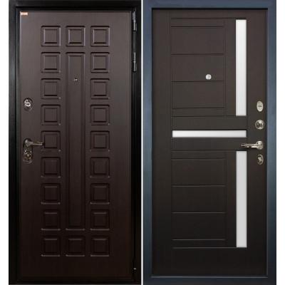 Входная дверь Лекс Гладиатор / Венге (панель №35)