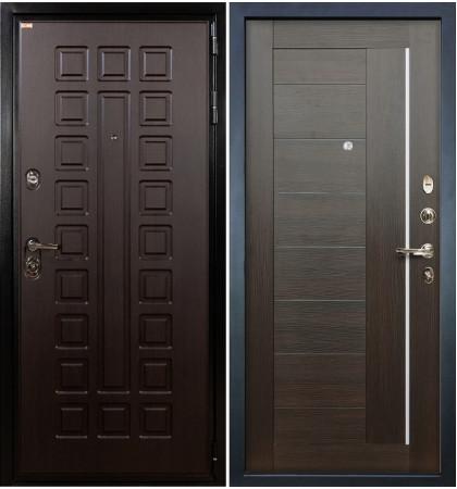 Входная дверь Гладиатор / Верджиния Венге (панель №39)