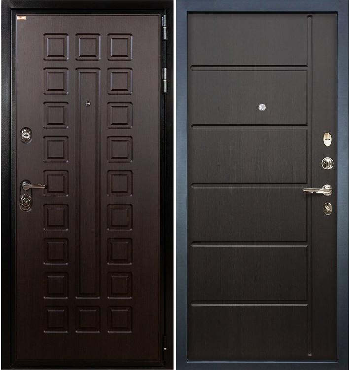 Входная дверь Гладиатор / Венге (панель №41)