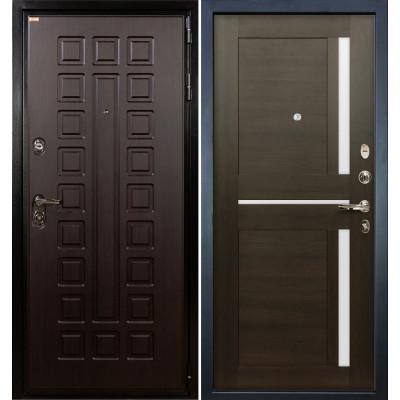 Входная дверь Лекс Гладиатор / Баджио Венге (панель №50)