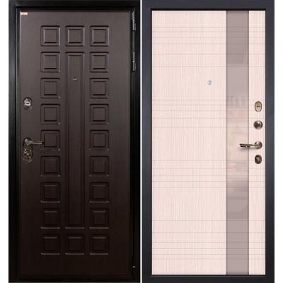 Входная дверь Лекс Гладиатор / Новита Беленый дуб (панель №52)