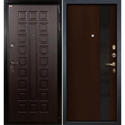 Входная дверь Лекс Гладиатор / Новита Венге (панель №53)
