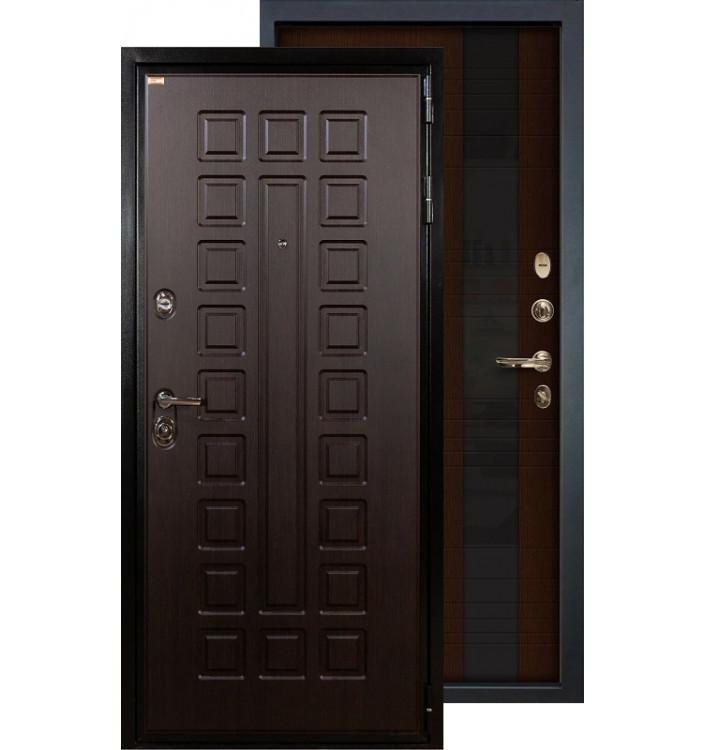 Входная дверь Лекс Гладиатор Новита (Венге)