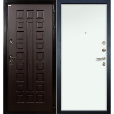 Входная дверь Лекс Гладиатор / Белый винорит (панель №59)