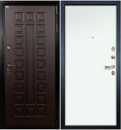 Входная дверь Гладиатор / Белый винорит (панель №59)