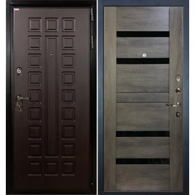 Входная дверь Лекс Гладиатор / Неро Графит шале (панель №65)
