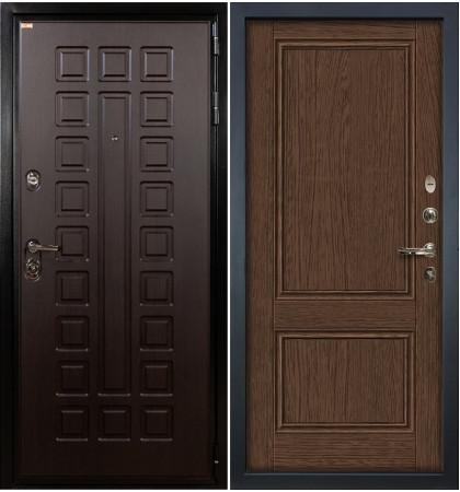 Входная дверь Гладиатор / Энигма Орех (панель №57)