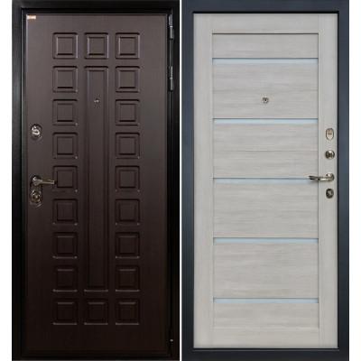 Входная дверь Лекс Гладиатор / Клеопатра Ясень кремовый (панель №66)