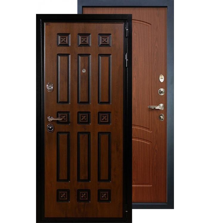 Входная дверь Лекс Гладиатор Винорит ФЛ-11 (Береза мореная)