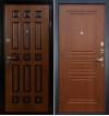 Входная дверь Лекс Гладиатор Винорит ФЛ-19 (Береза мореная)