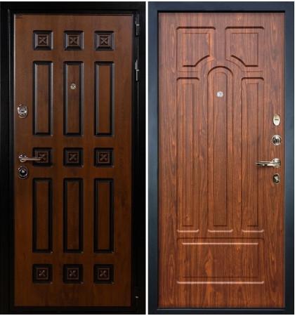 Входная дверь Гладиатор Винорит / Береза мореная (панель №26)