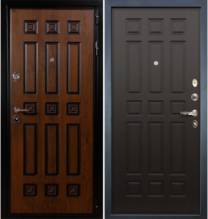 Входная дверь Гладиатор Винорит  / Венге (панель №29)