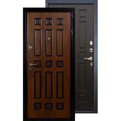 Входная дверь Лекс Гладиатор Винорит ФЛ-29 (Венге)